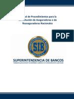 07.Procedimientos para la Constitución de Aseguradoras o de Reaseguradoras Nacionales.pdf