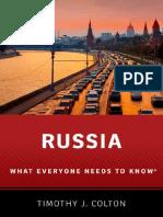 Russia Basics