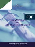 Notas tecnicas do banco central do brasil
