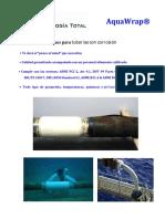 AquaWrap_Ensayos
