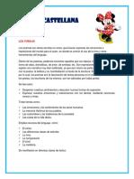 Parcelador Lengua Castellana