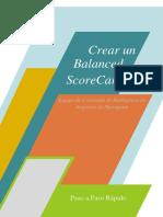 Crear un Balanced Scorecard + Sharepoint