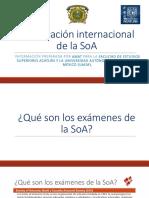 Informacion Examenes de Acreditacion Society of Actuaries SoA
