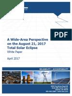 Reliability Assessments Dl-solar Eclipse 2017 Final 4-25-17