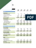 Financial Analysis HD