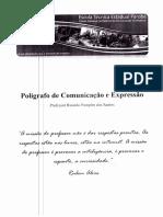 Poligrafo de Comunicacao e Expressao - Ricarcardo Pampim