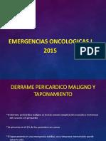 Emergencias Oncologicas 2015 - Parte IV