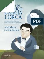 Garcia Lorca Para Los Más Pequeños