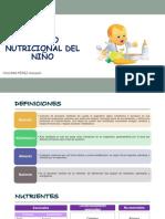 Estado Nutricional Del Niño