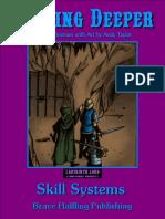 LL - Delving Deeper - Skill Systems