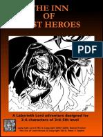 LL - Adventure - The Inn of Lost Heroes