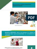 Presentación Lean Manufacturing Empresas