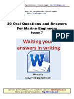 Part7 Q a Marine Engineer