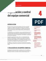 Direccion de Equipo s Comercial Es