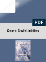 03 Center of Gravity Limitations