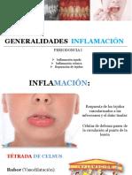 Generalidades de La Inflamacion FINAL