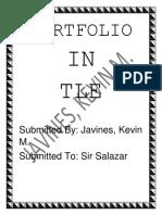 Portfolio in Tle