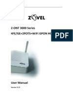Z-Ont3000 Series User Manual_v1 0-2