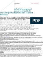 2015 ESC Guidelines for the Management