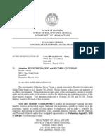 David J Stern AG Subpoena
