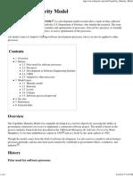Capability Maturity Model - Wikipedia