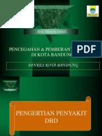 3. Sosialisasi Pencegahan Pemberantasan DBD Bagi Masyarakat dan Pemeriksaan Jentik.ppt