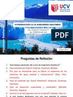 Clase 1.- Panorama de La Ingenieria Sanitaria_070117