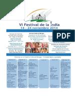 Panel La Presencia de La India en Las Un