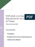MoProSoft y Los Sistemas de Estandarización