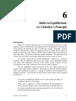 Experiment 6 - LeChatliers Principle