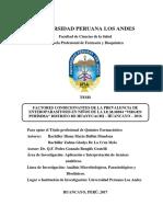 Informe Parasito Niños Zulma 17-3-17