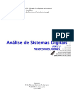 Análise de Sistemas Digitais - Microcontroladores-P2 - RODRIGUES & LOPES