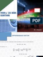 05. Medan Elektromagnetik - Vektor Diferensial