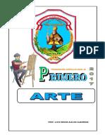 Prog. Anual Arte 1° Grado - 2017