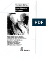 Gimeno Sacristan - Saberes e incertidumbres sobre el curriculum - Capítulo 13.pdf
