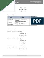 Resumo Matematica Financeira VICTOR MENEZES