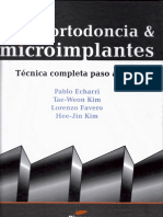 Ortodoncia y Microimplantes ECHARRY TAE WEON I