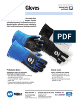 AY470 Welding Gloves English