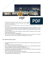 Presentation of Iasi City