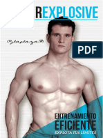 Entrenamiento Eficiente David Marchante (Powerexplosive)