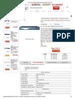 Cisco CISCO1841-ADSL2 Integrated Services Router 1841-Technical Specs