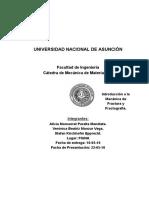 Mecánica de Fractura y Fractografía