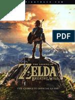 Guide zelda the breath pdf wild of