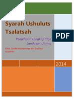 Berikut ini syarah ushuuts tsalatsah.pdf