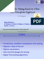 Waveform Digitizers