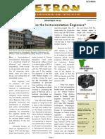 01. Metron (August 2010)