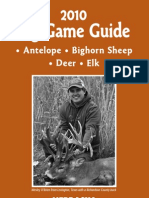 2010 Big Game Guide