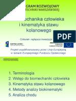 Biomechanika człowieka - staw kolanowy.pdf