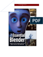 ! Essential Blender