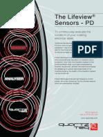 QE Sensors Lifeview